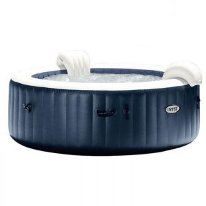 Intex PureSpa Bubbel jacuzzi | 6 persoons | Rond
