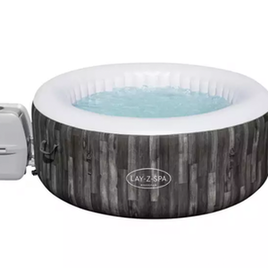 Bestway Lay-Z-spa Bahama jacuzzi | 4 persoons | Rond