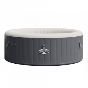 Bestway Lay-Z-spa Bali jacuzzi | 4 persoons | Rond